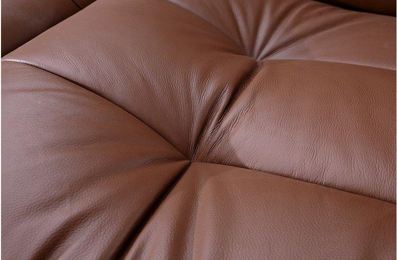 Bộ ghế sofa bọc da hiện đại cao cấp sang trọng SF001 3
