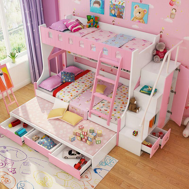 Giường tầng thông minh cho bé GTE044 12