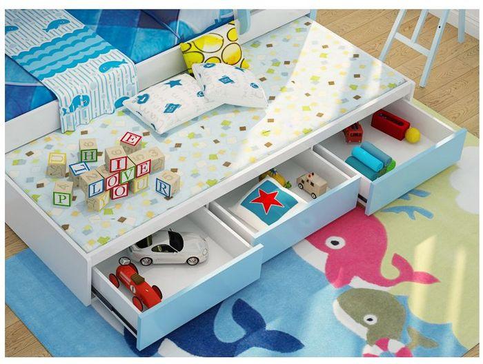 Mẫu giường tầng GTE044 5