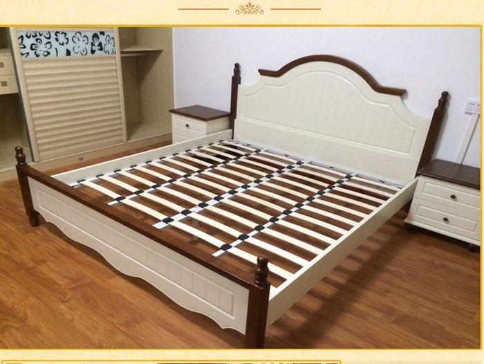 Giường ngủ cho bé kiểu Châu Âu GTE010 4