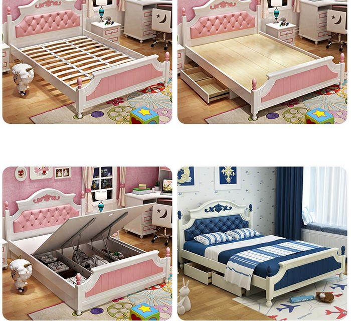 Các kiểu giường mã GTE021