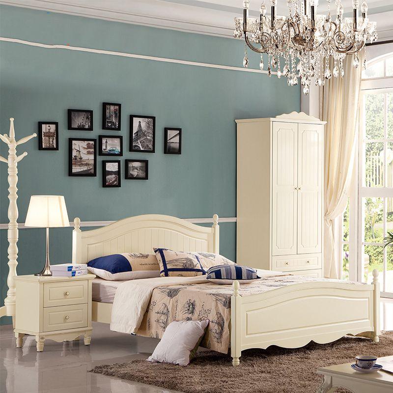 Giường ngủ trẻ em làm bằng gỗ công nghiệp cao cấp GTE043