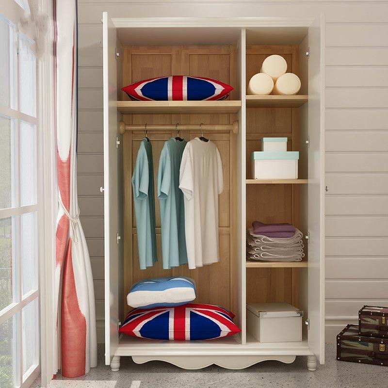 Tủ quần áo cho bé phong cách Châu Âu TTE007 2