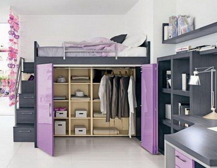 Giường tầng dành cho người đi làm hiện đại
