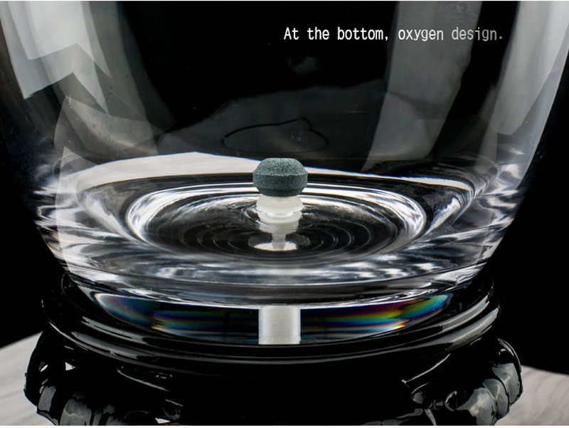 Máy tạo oxy siêu êm dành cho bể cá mini 2