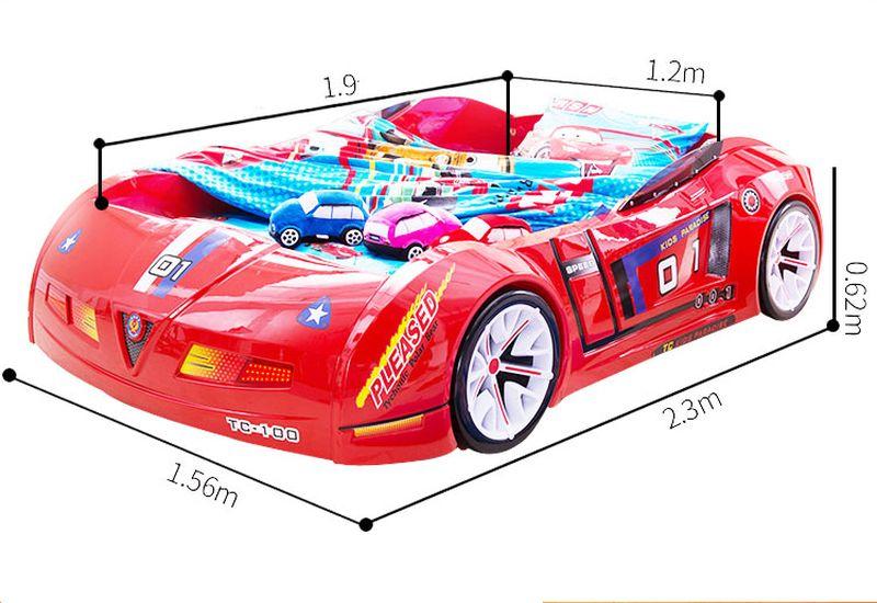 Kích cỡ giường ô tô nhập khẩu GTE082