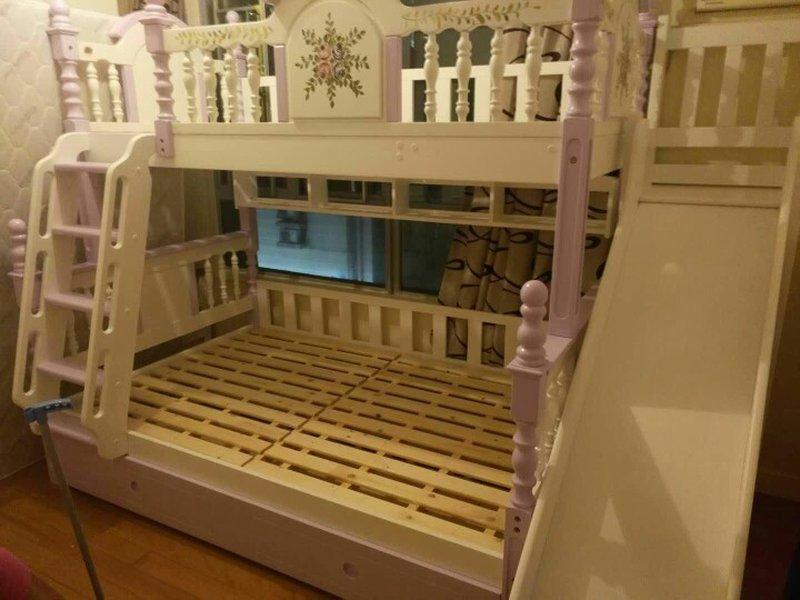 Giường tầng cao cấp trẻ em GTE053 3