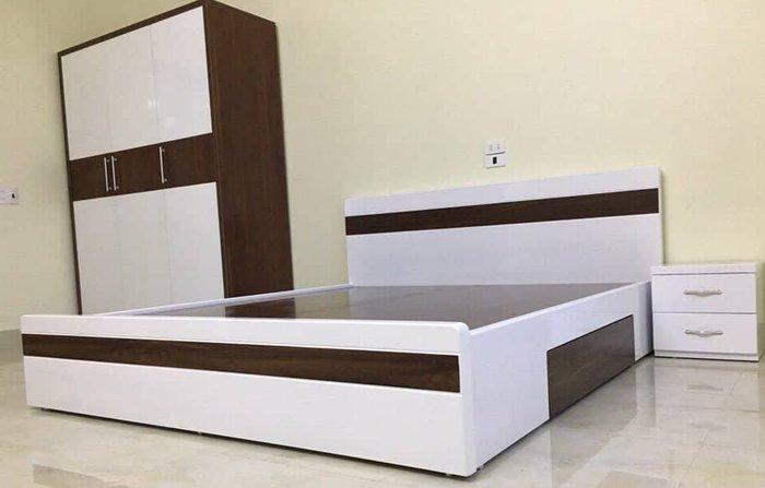 Các mẫu giường ngủ giá rẻ bình dân, sinh viên có thể mua được