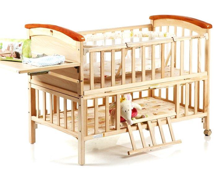 Giường cũi dành cho trẻ sơ sinh đa năng chất lượng cao