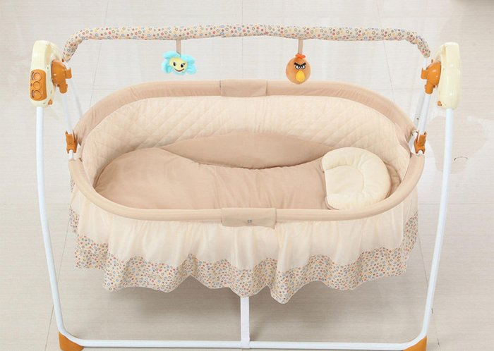 Giường cũi  - Nôi nhỏ cho trẻ em sơ sinh