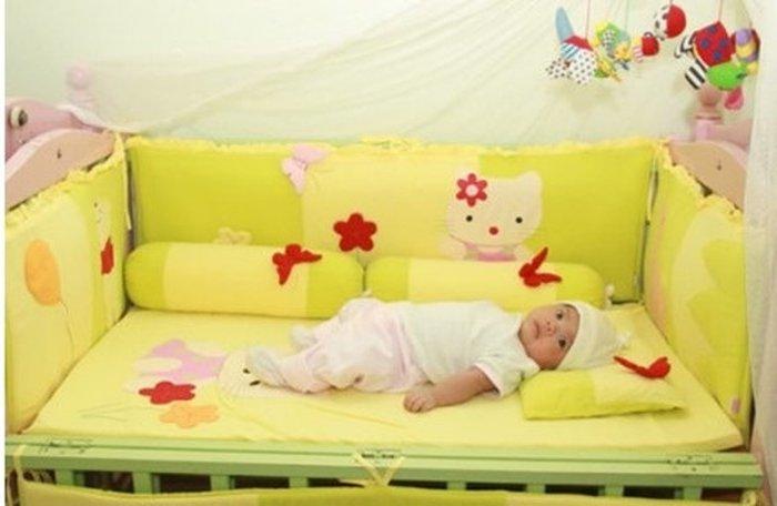 Giường cũi cho trẻ sơ sinh xuất khẩu