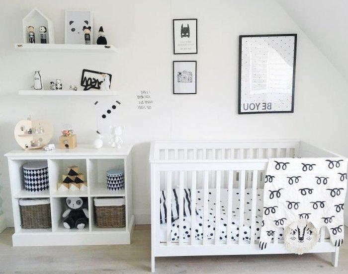 Giường cũi cho bé xuất khẩu Elly