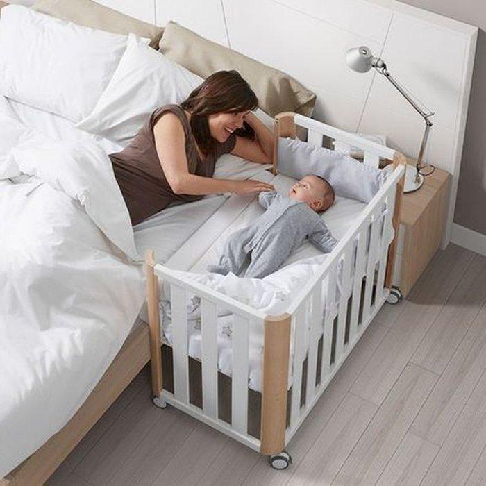 Giường cũi dành cho trẻ sơ sinh