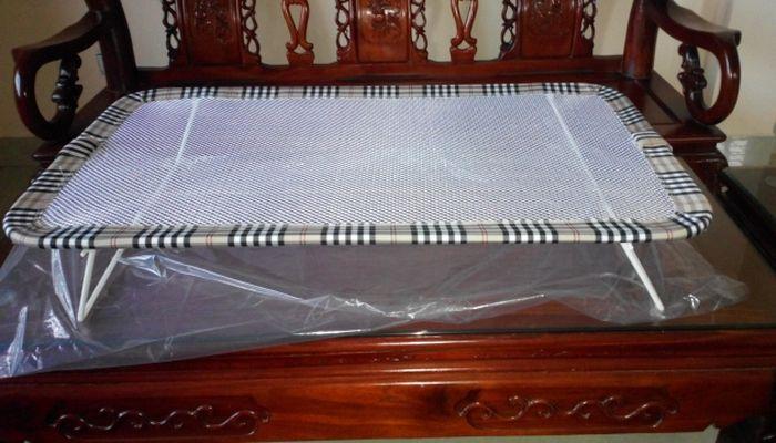 giường lưới dành cho bé sơ sinh