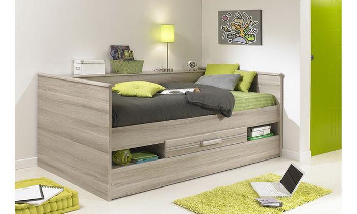 Giường ngủ đơn giản nhỏ nhắn
