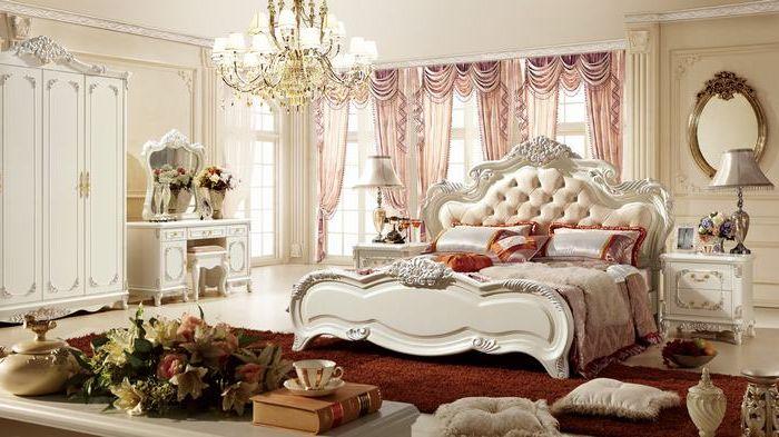 Giường ngủ tân cổ điển nhiều người ưa chuộng