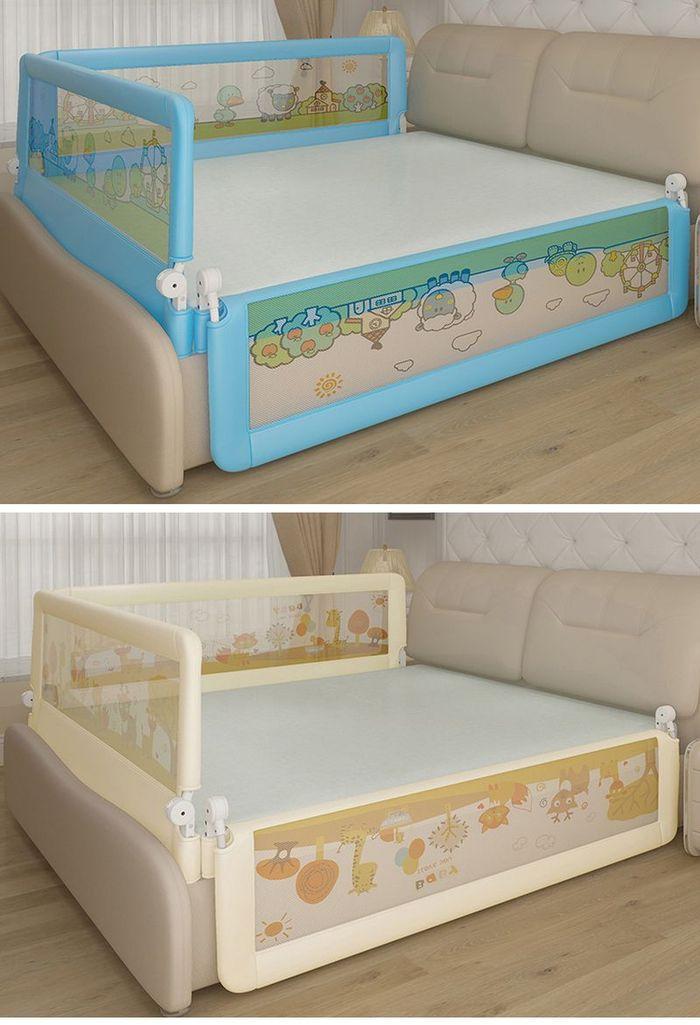 Giường quây cho bé dạng gấp