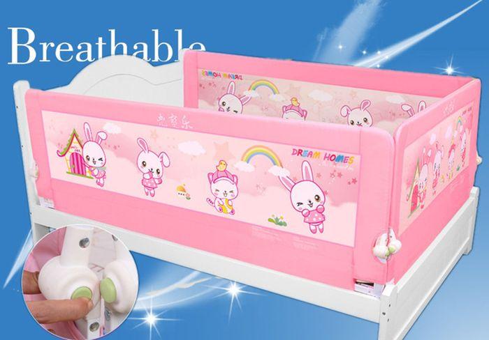 Quây giường ( thanh chắn giường cho bé ) 2