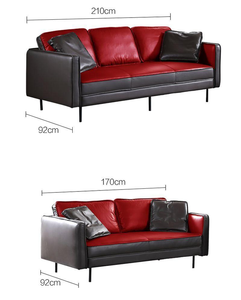 Kích thước Bộ ghế sofa văng 2 băng, 3 băng cao cấp SF026
