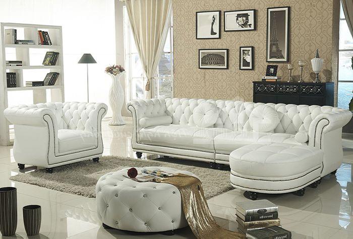 Sofa tân cổ điển đẹp sang trọng hiện đại