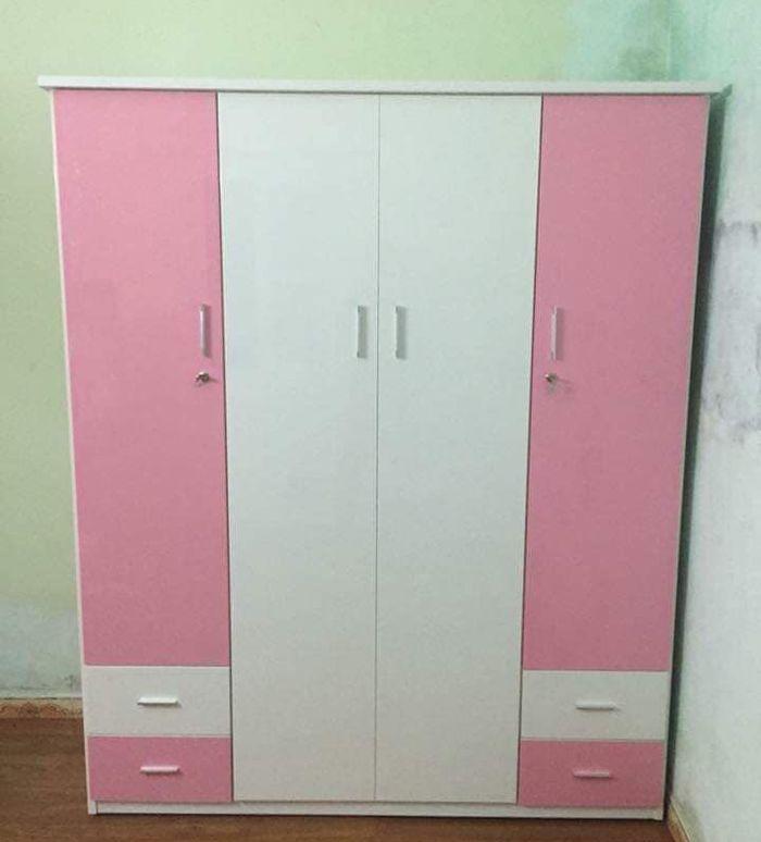 Tủ quần áo bằng nhựa đẹp giá rẻ dành cho sinh viên