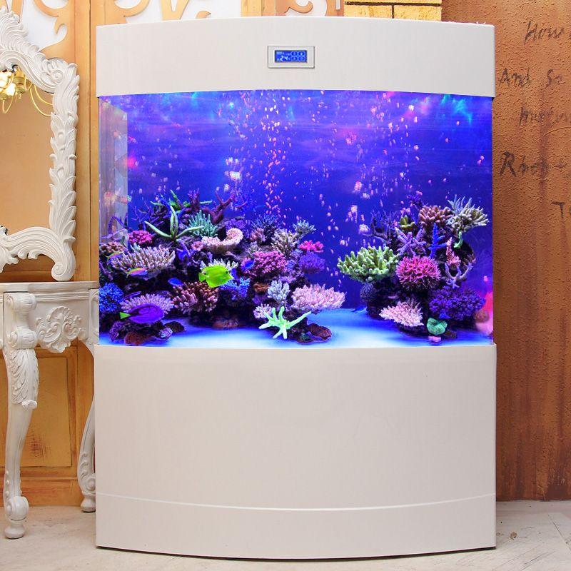 Bể cá thông minh nhập khẩu BC011 màu trắng