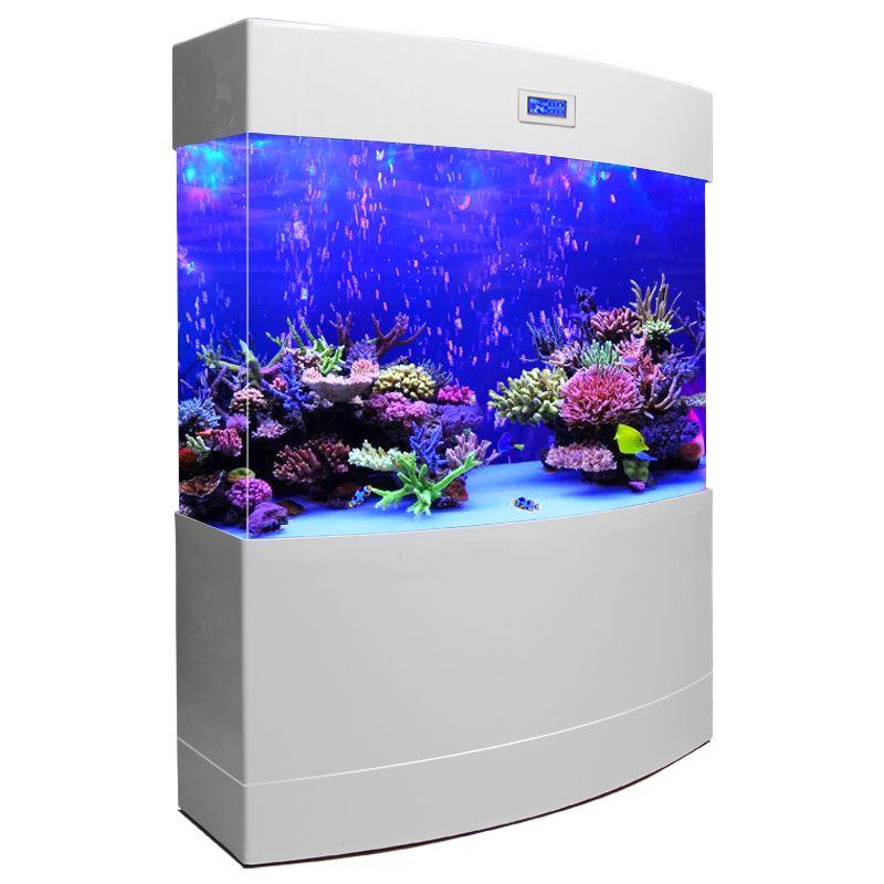 Bể cá thông minh nhập khẩu BC011 màu trắng 2