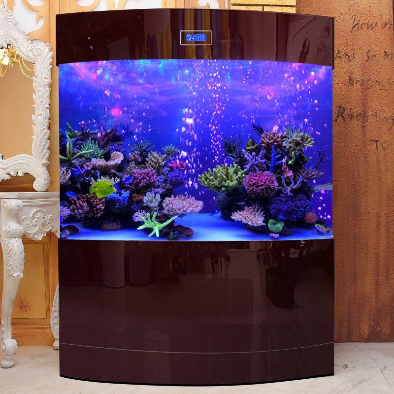 Bể cá thông minh nhập khẩu BC011 màu nâu