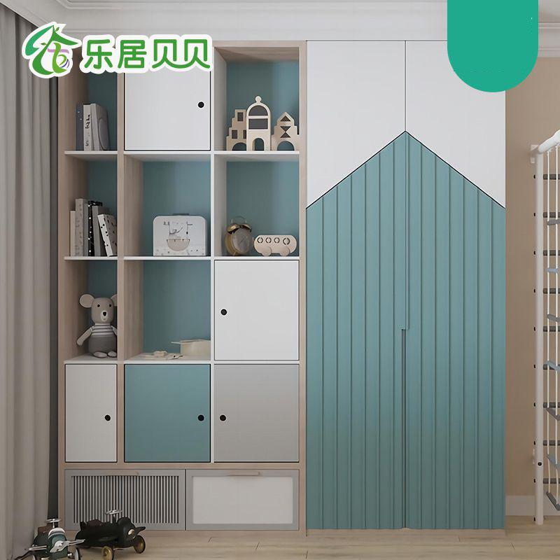 Tủ quần áo trẻ em kiểu thiết kế TTE111