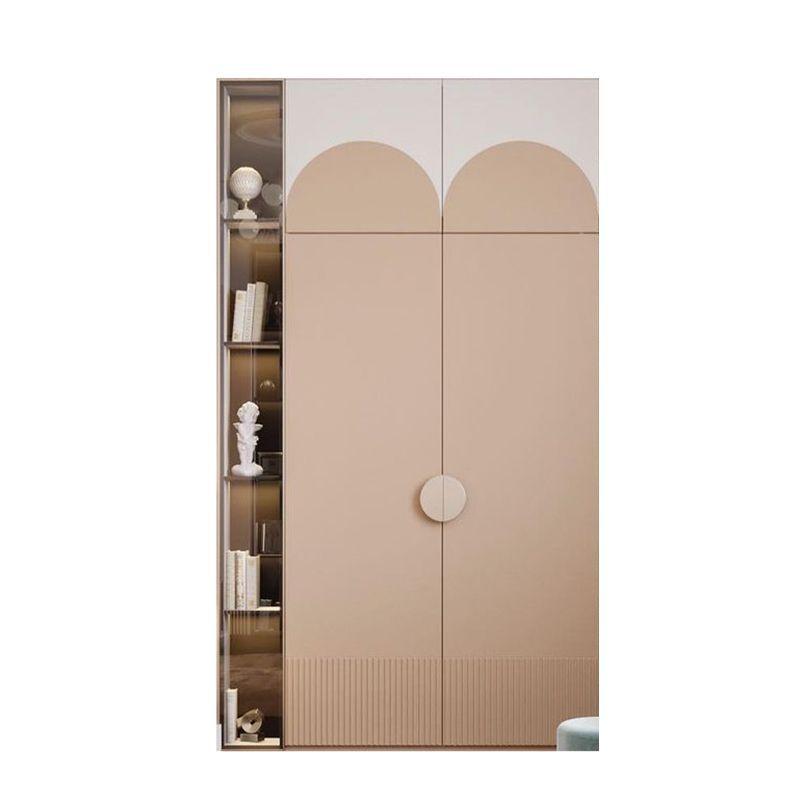 Tủ quần áo trẻ em cao cấp full trần TTE115